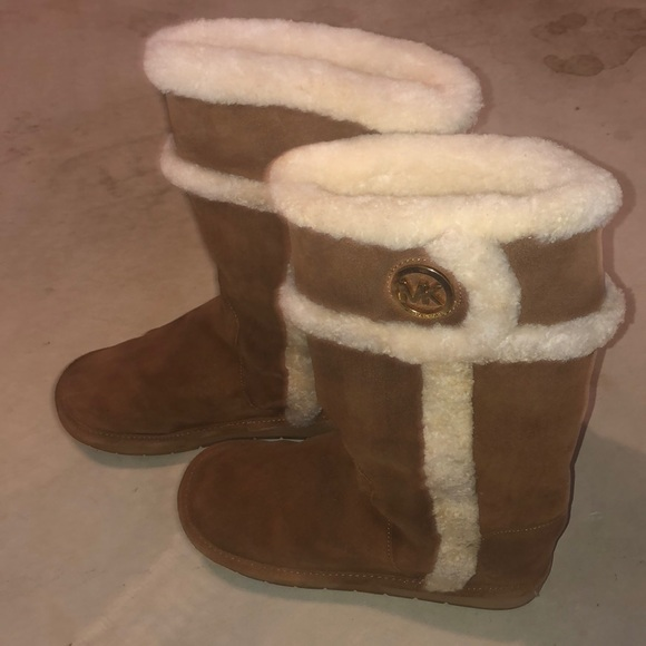 billigaste exklusivt sortiment varm produkt Michael Kors Shoes | Winter Boots | Poshmark